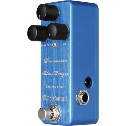 OneControl Dimension Blue Monger Modulation Pedal