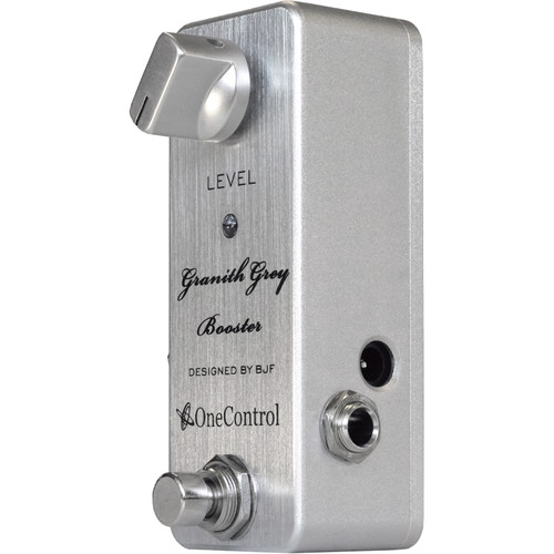 OneControl Granith Grey Booster Pedal