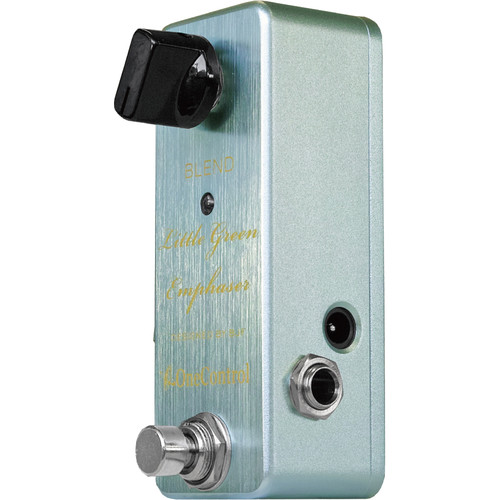 OneControl Little Green Emphaser Dynamic Boost Pedal for Electric Guitar