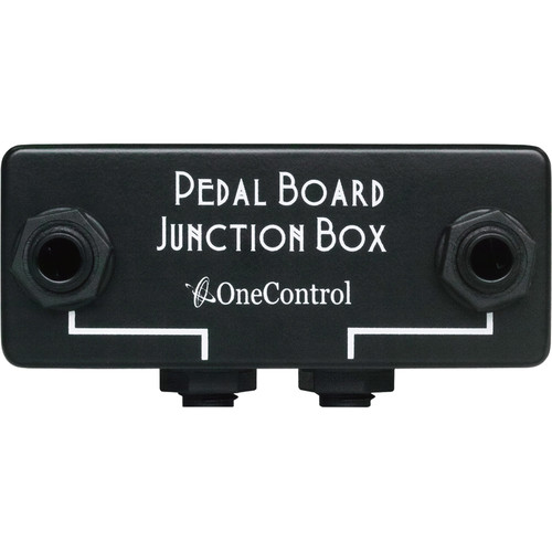 OneControl Junction Box Passive 2-Channel Pass-Thru Box
