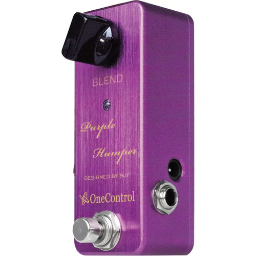 OneControl Purple Humper Mid-Booster Pedal