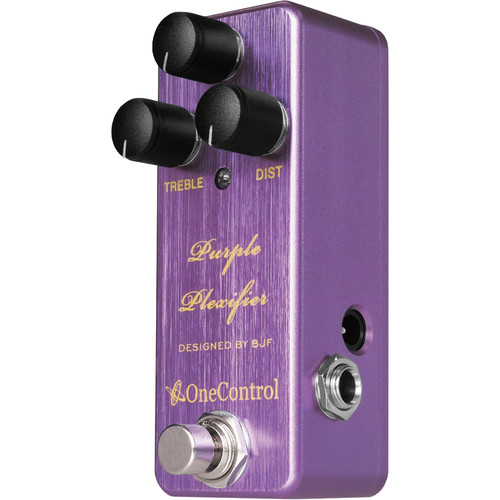 OneControl Purple Plexifier Distortion Pedal