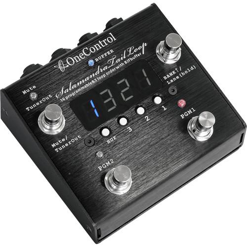 OneControl Salamandra Tail Loop Three-Loop Programmable Signal Switcher