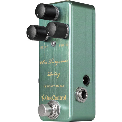 OneControl Sea Turquoise Delay Pedal