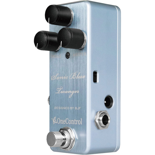 OneControl Sonic Blue Twanger Distortion Pedal