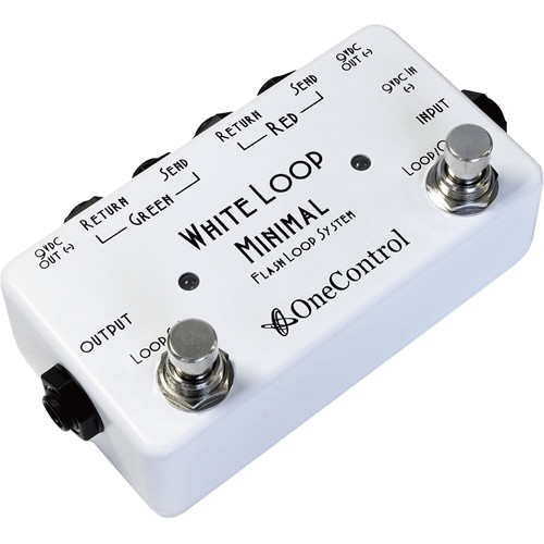 OneControl Minimal Series White Loop 2-Loop Flash Loop System