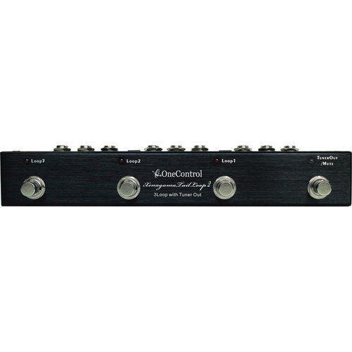 OneControl Xenagama Tail Loop 2 3-Channel Loop Switcher with Tuner Out