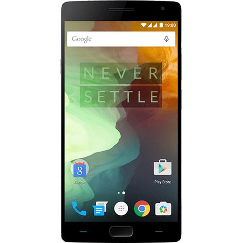 OnePlus 2 64GB Smartphone (Unlocked, Sandstone Black)