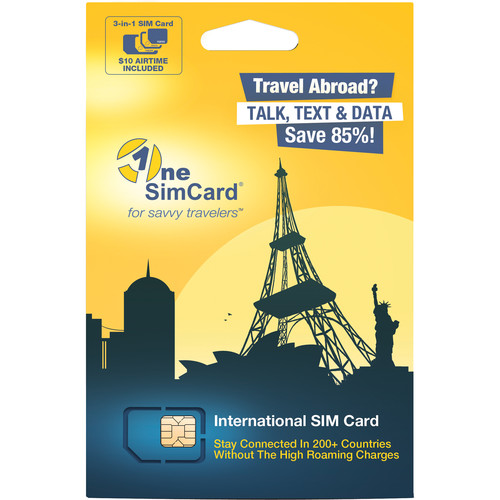 European Sim Card Phone For Travel