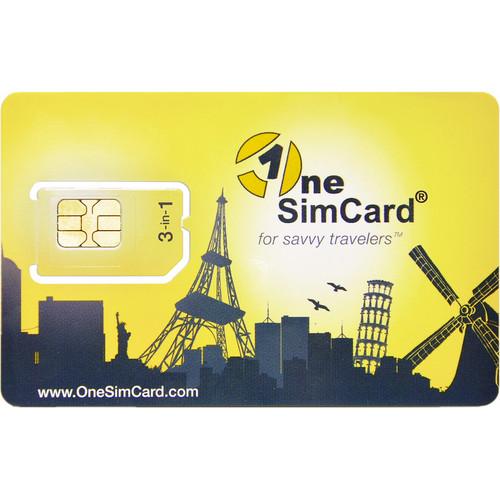 OneSimCard PLUS Triple Combo SIM Card