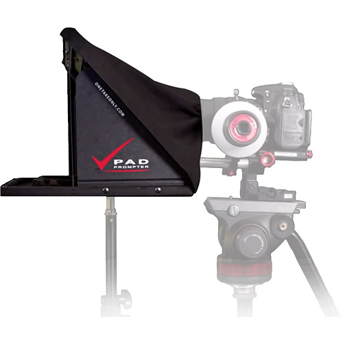 Onetakeonly Pad Prompter for Light Stands