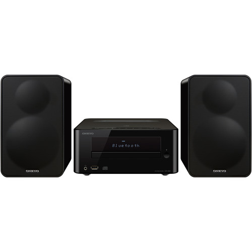 Onkyo CS-265 Colibrino CD Hi-Fi Bluetooth Mini System (Black)