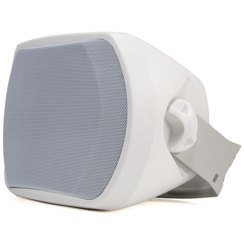 Onkyo D-P301 Wide Range 2-Way Outdoor Speaker System (White)