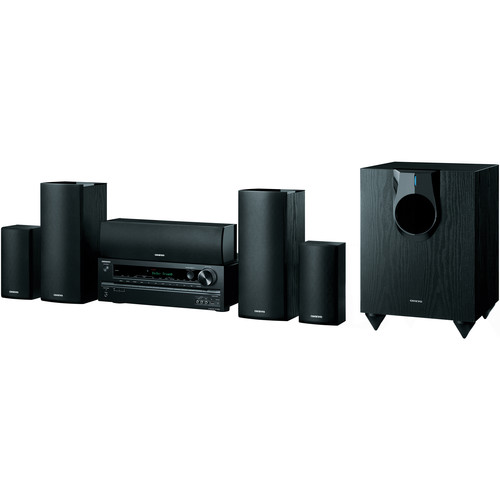 Onkyo HT-S5700 5.1-Channel Network Home Theater System