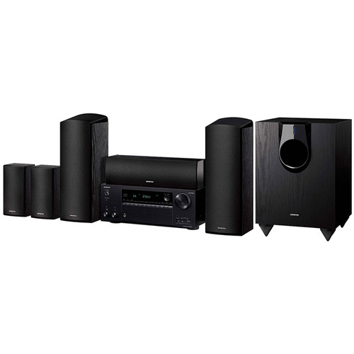 Onkyo HT-S7800 5.1.2-Channel Atmos-Enabled Smart Home Theater System