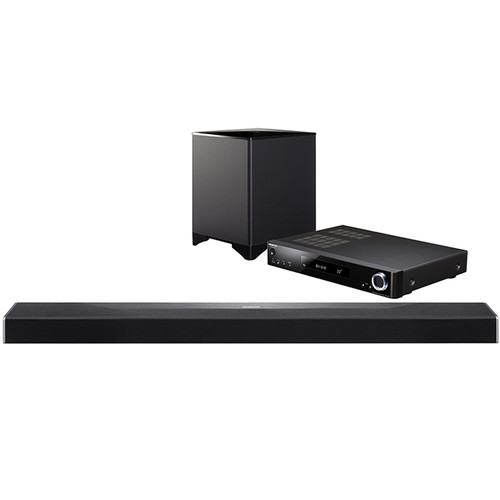 Onkyo SBT-A500 300-Watt 3.1.2-Channel Network Soundbar System