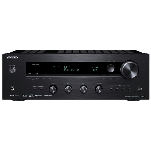 Onkyo TX-8140 2.1-Channel Network Stereo Receiver
