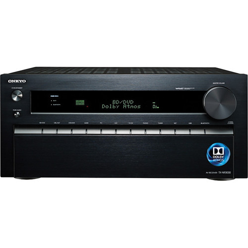 Onkyo TX-NR3030 11.2-Channel Network AV Receiver