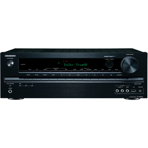 Onkyo TX-NR535 5.2-Channel Network AV Receiver