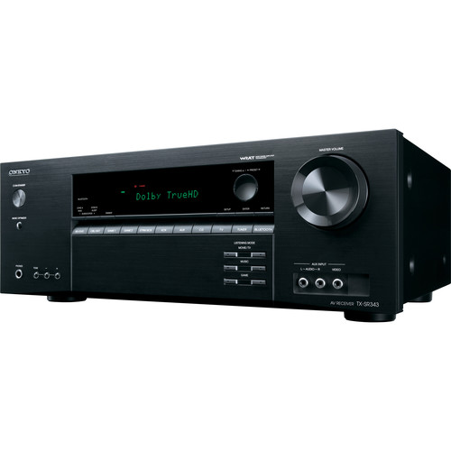 Onkyo TX-SR343 5.1-Channel AV Receiver