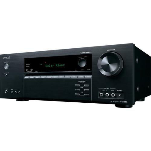 Onkyo TX-SR444 7.1-Channel AV Receiver