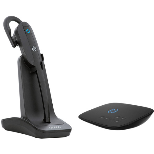 Ooma Telo 2 VoIP Phone Kit with Freedom DECT Headset