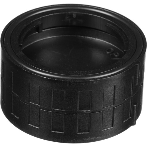 OP/TECH USA Double Lens Mount Cap for Fujifilm-X Lenses