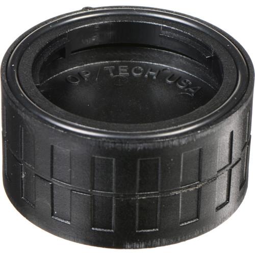OP/TECH USA Double Lens Mount Cap for Micro 4/3 Lenses