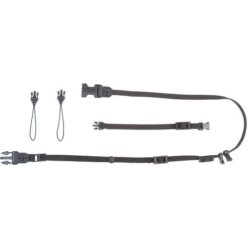 OP/TECH USA Mirrorless Sling Adapter (Black)