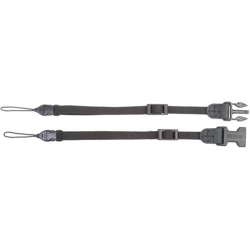OP/TECH USA Mirrorless Mini QD Connectors (Set of Two, Black)