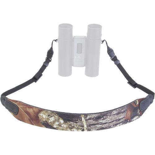 OP/TECH USA Small Binocular Strap (Nature Camo)