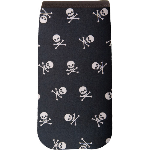 OP/TECH USA Smart Sleeve 387 for iPhone 6 Plus/6s Plus and Galaxy Note 4 (Skulls)