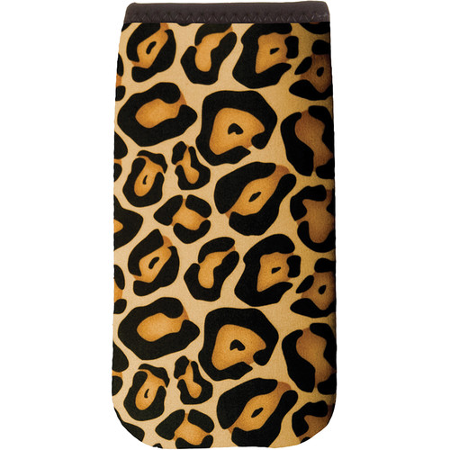OP/TECH USA Smart Sleeve 387 for iPhone 6 Plus/6s Plus and Galaxy Note 4 (Leopard)
