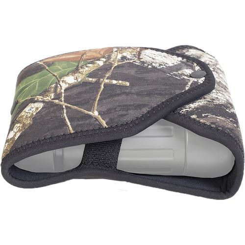 OP/TECH USA Binocular Wrap (Medium, Nature Camo)