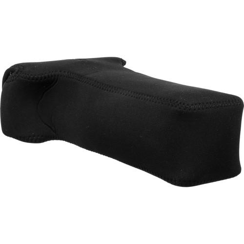 OP/TECH USA D-SLR Tele Digital D-Series Soft Pouch (Black)