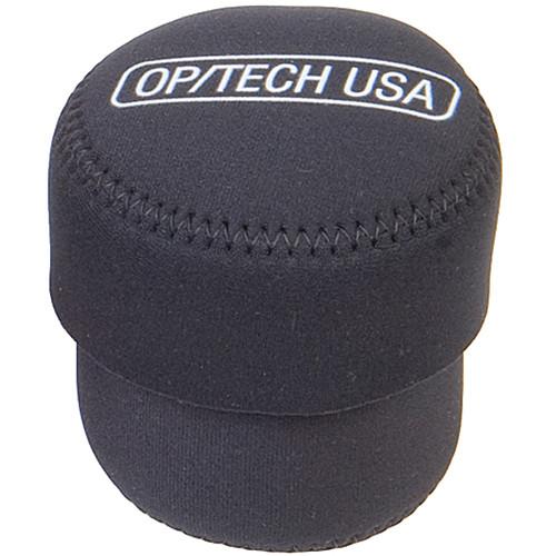 """OP/TECH USA 3.0 x 6.0"""" Fold-Over Pouch (Black)"""