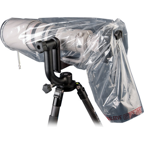 "OP/TECH USA 25"" Mega Rain Sleeve (Pack of 2)"