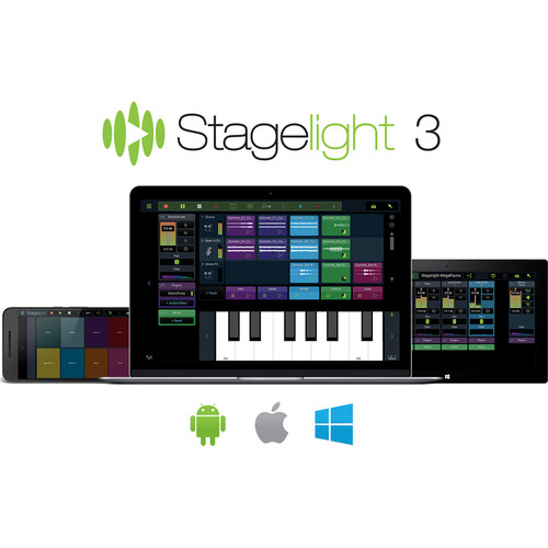 Open Labs Stagelight 3 Core Bundle - Music Production Software (Download)