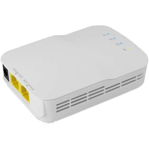 Open-Mesh OM5P-AN-US OM Series Cloud Managed Dual-Band Wireless-N Access Point (with PoE Compatible Power Supply)