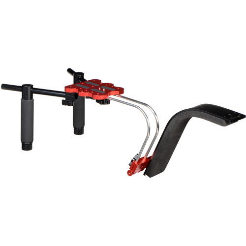 Opteka CXS-2 Dual-Grip Video Shoulder Stabilizer Support System
