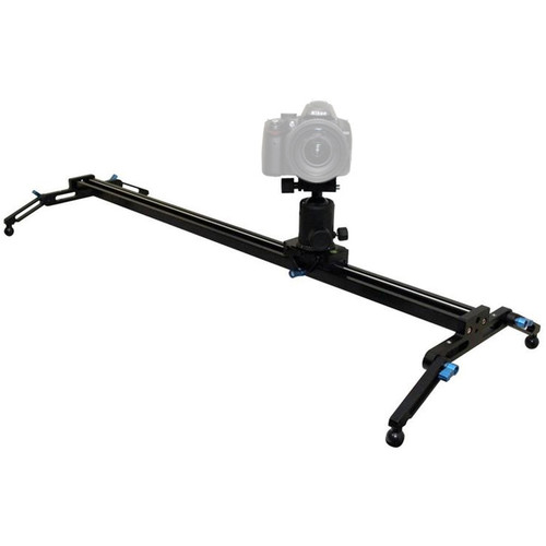 "Opteka GLD-900 Camera Slider with Magnesium Ball Head (38"")"