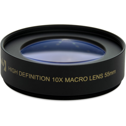 Opteka 55mm 10x High Definition II Professional Macro Conversion Lens