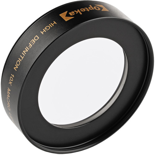 Opteka 58mm 10x High Definition II Professional Macro Conversion Lens