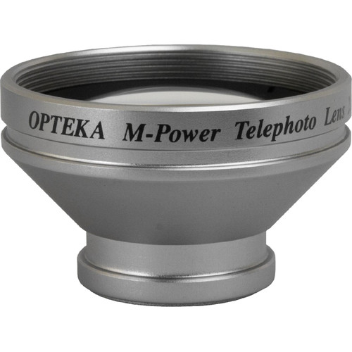 Opteka 2x Small Telephoto Converter Magnetic Lens