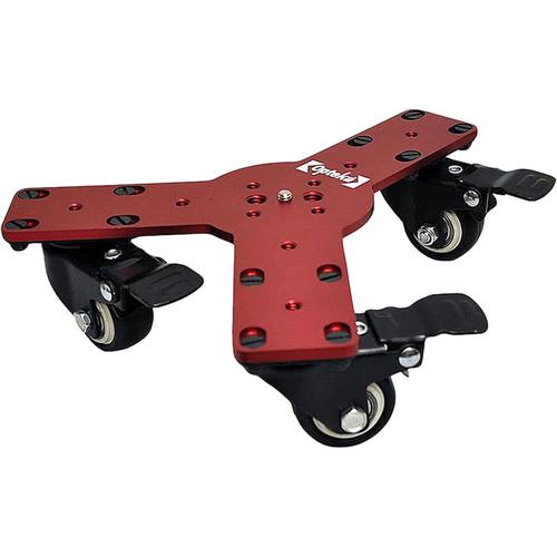 Opteka Y-BOARD Tri-Wheel Table Dolly
