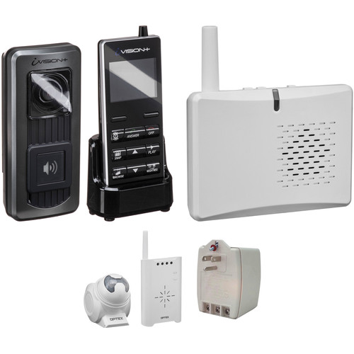 Optex iVision+ Wireless Intercom, Annunciator, and Gateway Unit Kit