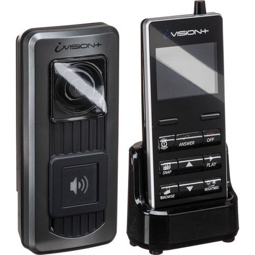 Optex iVision+ Wireless Intercom System Kit with Additional Handheld Unit