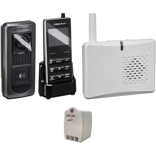 Optex iVision+ Wireless Intercom System an Gateway Unit Kit