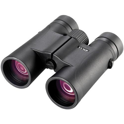 Opticron 8 x 42 T3 Trailfinder Binocular (Black)