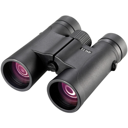 Opticron 10 x 42 T3 Trailfinder Binocular (Black)